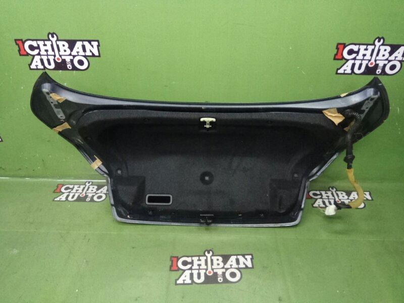 Крышка багажника INFINITI G35 V36
