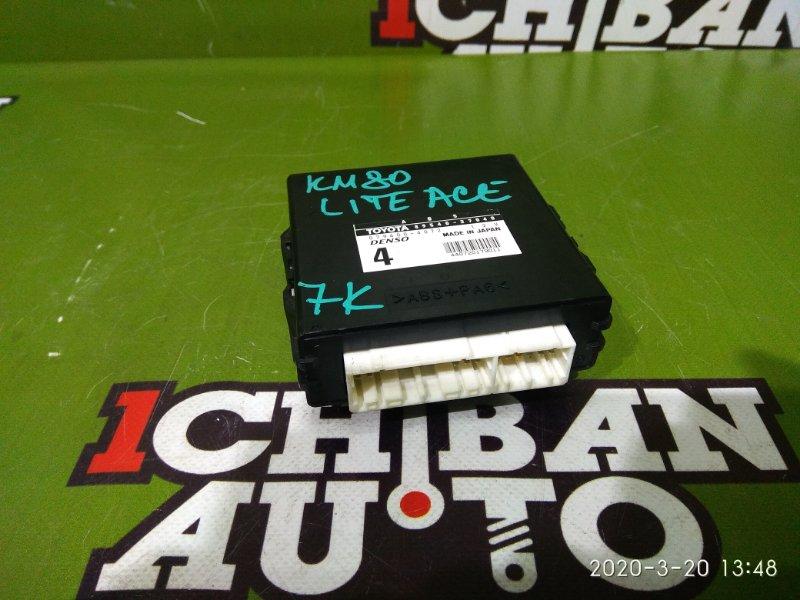 Блок управления abs TOYOTA LITE ACE KM80 7K 89540-27040 контрактная