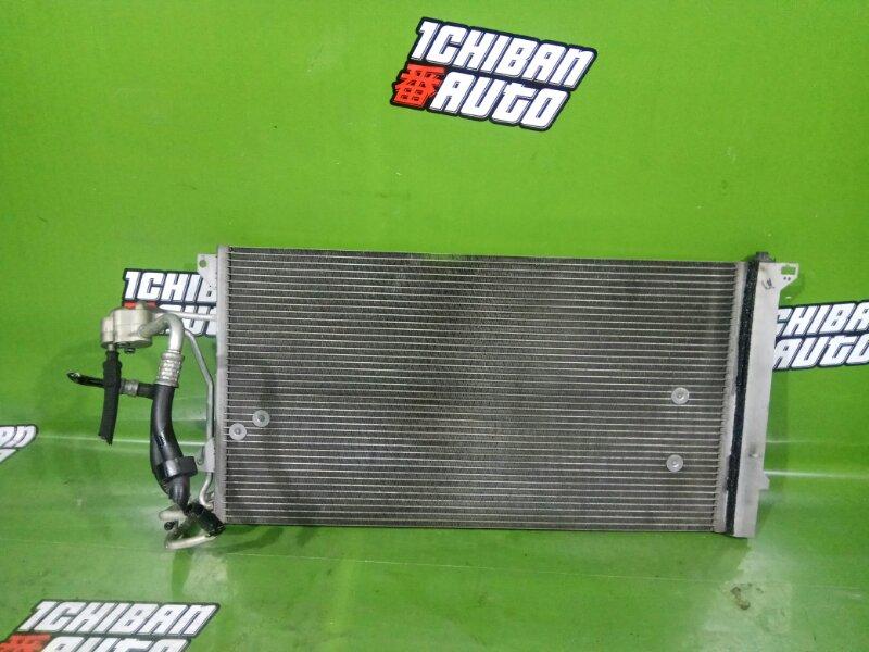 Радиатор кондиционера PORSCHE CAYENNE 955 M48 контрактная