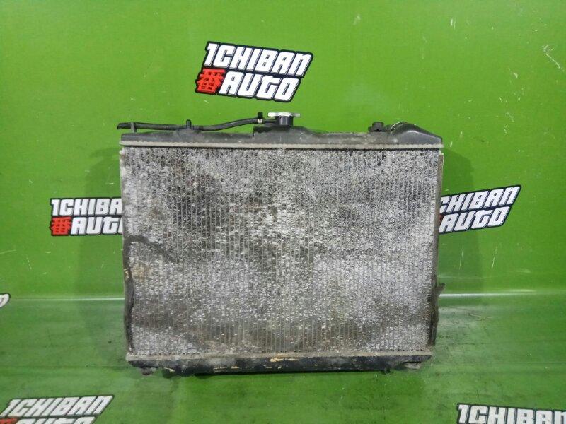 Радиатор основной ISUZU WIZARD UBS73FW 4JX1-T контрактная