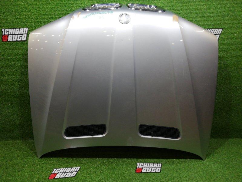 Капот BMW X5 E53 контрактная