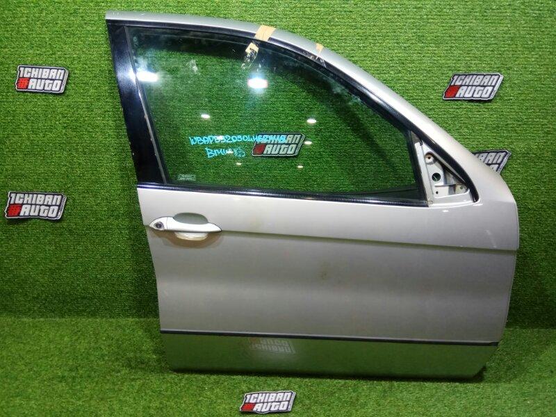 Дверь передняя правая BMW X5 E53 контрактная
