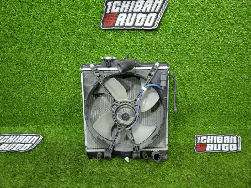 Радиатор основной GEMINI MJ4 D15B