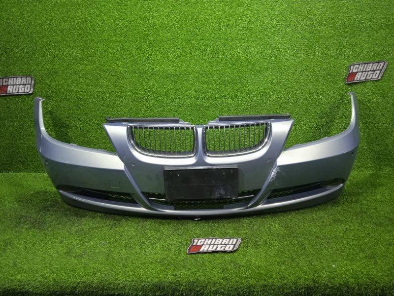 Бампер передний BMW 3 series E90 контрактная