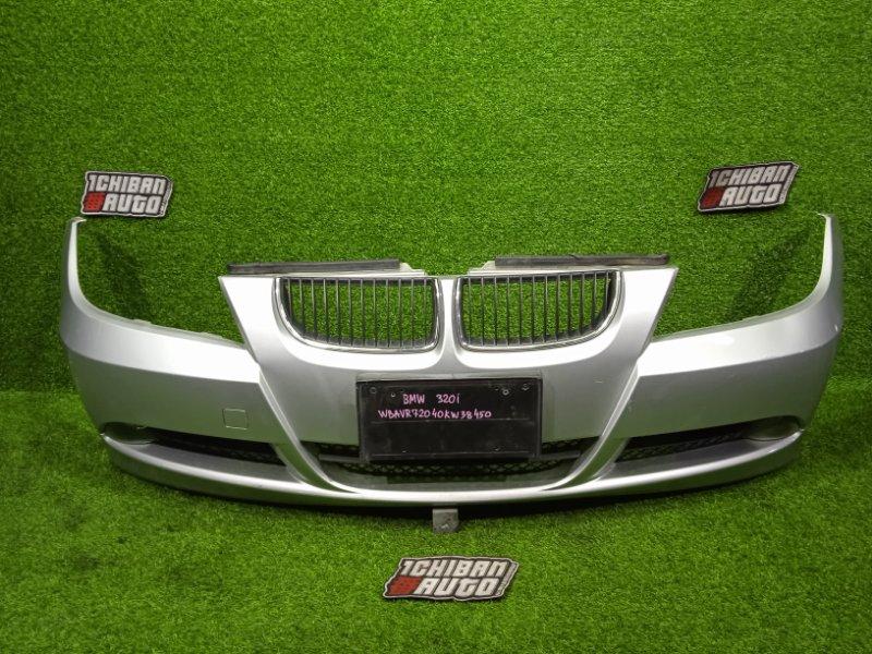Бампер передний BMW 3SERIES E91 контрактная
