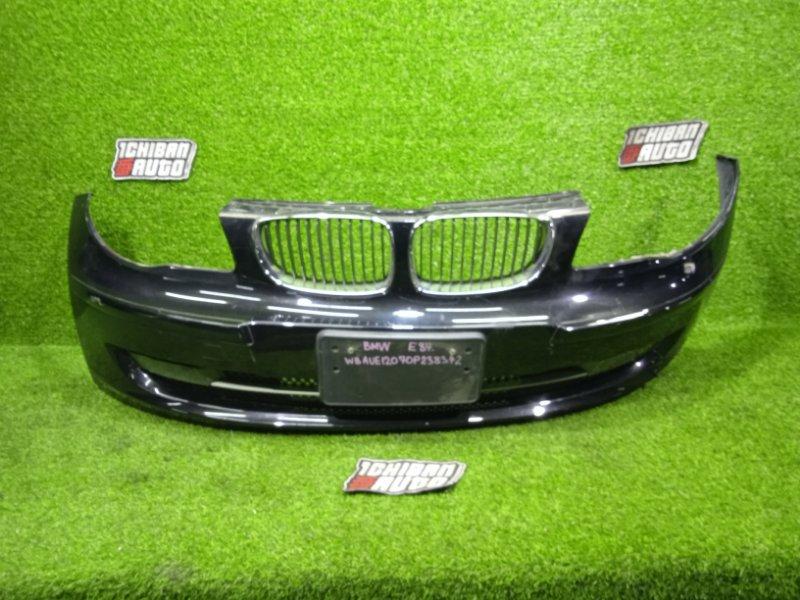 Бампер передний BMW 1-series E87 контрактная