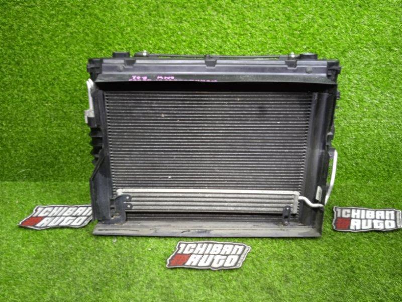 Радиатор основной BMW 5SERIES E61 контрактная