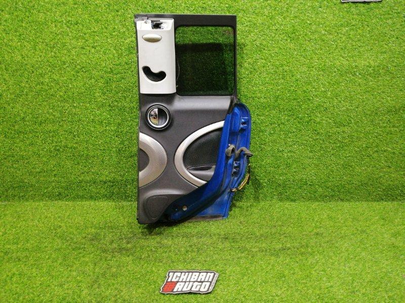 Дверь задняя правая COOPER S 2008 R55