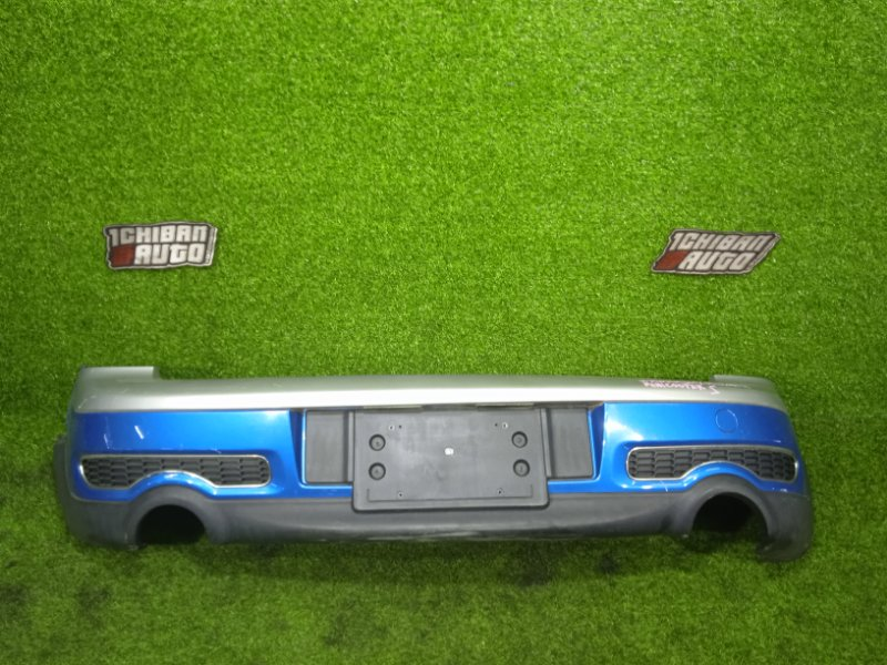 Бампер задний MINI COOPER S 2008 R55 контрактная