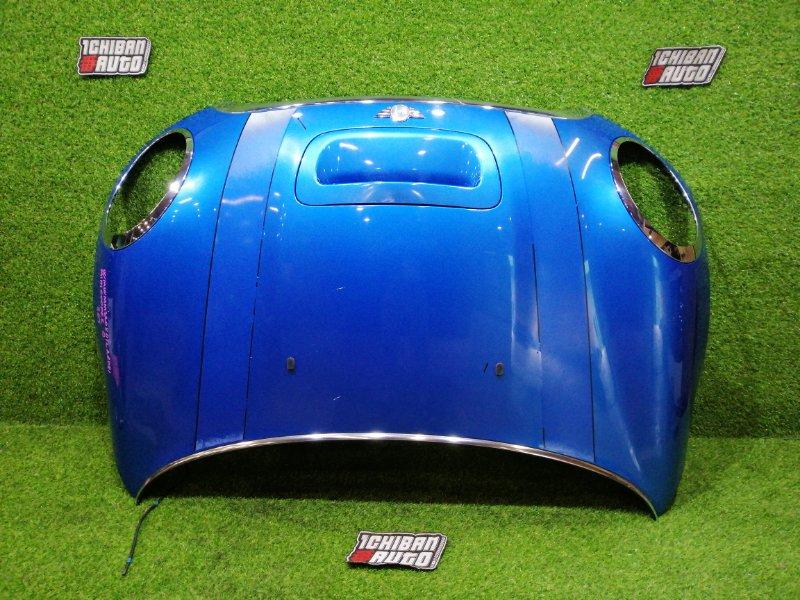 Капот MINI COOPER S 2008 R55 контрактная