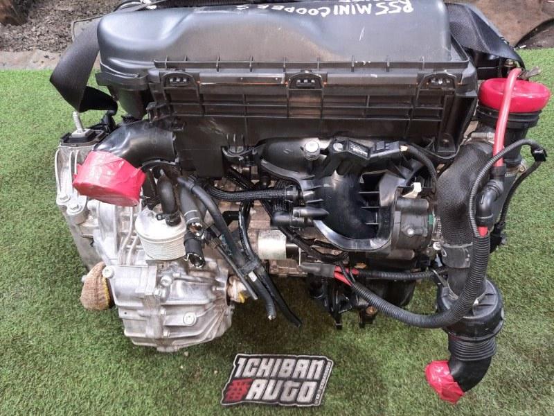 Двигатель MINI COOPER S R55 N14B16AB