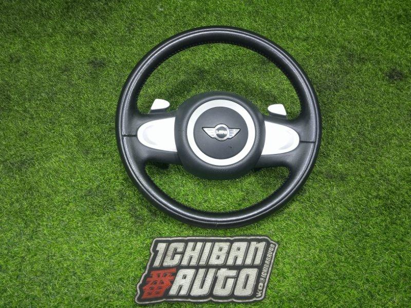 Руль с airbag MINI COOPER S R55 контрактная