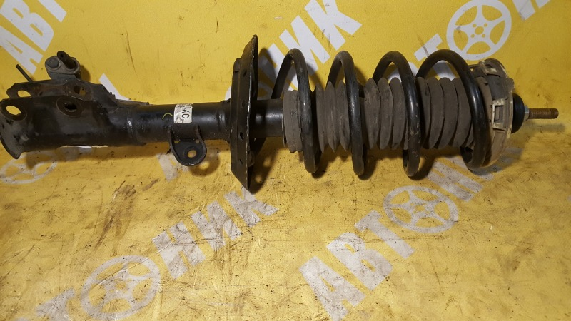 Стойка передняя правая HONDA FIT GE6 L13A 51610-tpo-j230-m1 контрактная