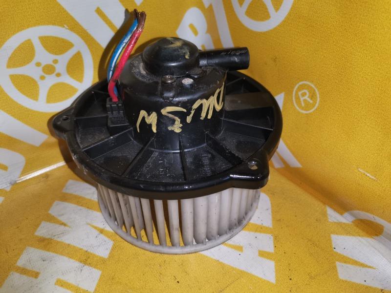 Мотор печки MAZDA DEMIO DW5W D101-61-B10 контрактная