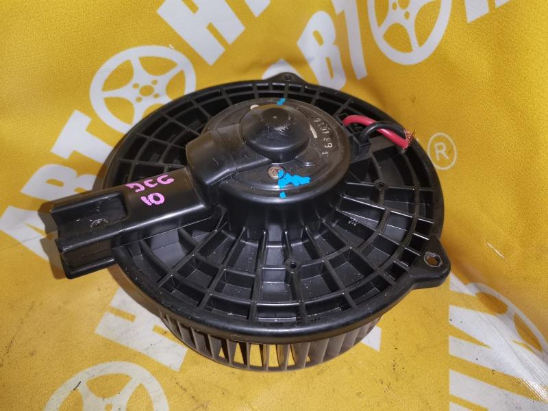 Мотор печки TOYOTA HARRIER MCU15 87103-30380 контрактная