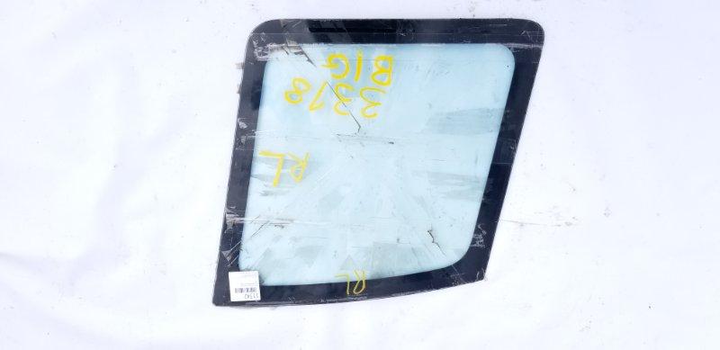 Стекло собачника заднее левое ISUZU BIGHORN UBS69 4JG2 контрактная