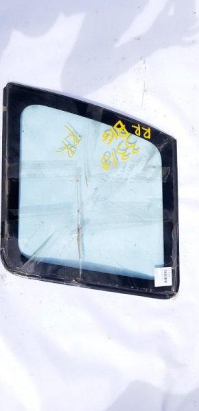 Стекло собачника заднее правое ISUZU BIGHORN UBS69 4JG2 контрактная