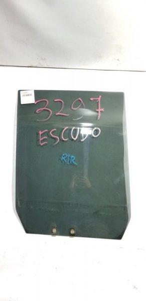 Стекло двери заднее правое SUZUKI ESCUDO TA02W J20A 84541-65D20 контрактная