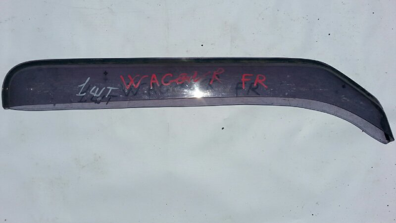 Ветровик передний правый SUZUKI WAGON R контрактная