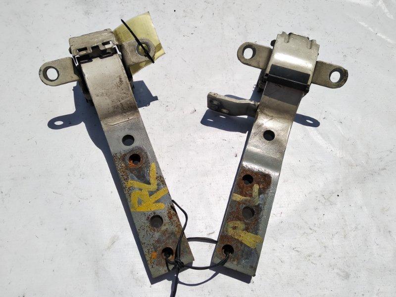 Петля 5 двери задняя левая ISUZU BIGHORN UBS69 4JG2 контрактная