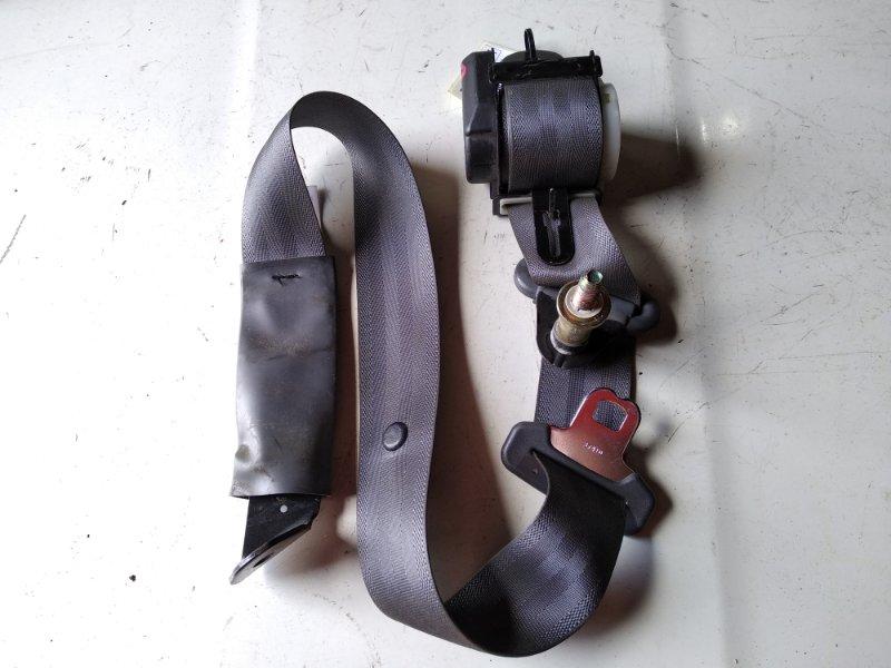 Ремень безопасности задний левый MAZDA MPV 1998 LVLR WLT контрактная