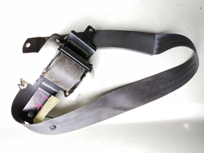 Ремень безопасности передний правый ISUZU BIGHORN UBS69 4JX1 контрактная