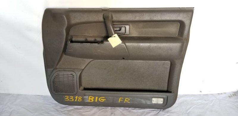 Обшивка дверей передняя правая ISUZU BIGHORN UBS69 4JG2 контрактная