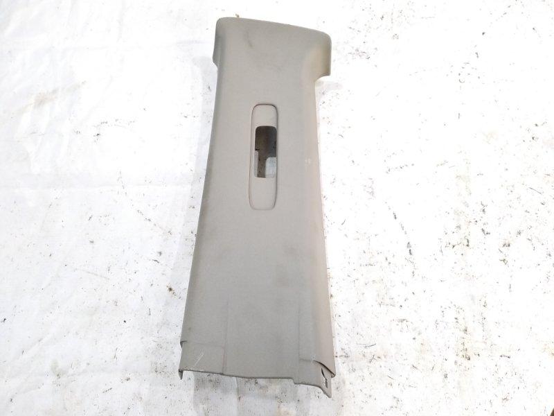 Обшивка стойки кузова задняя левая NISSAN XTRAIL 2001 T30 QR20DE 769148H311 контрактная
