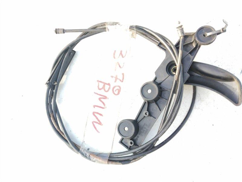 Тросик замка капота 5-SERIES 2004 E60 M54B25