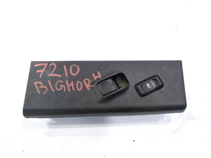 Кнопка стеклоподъемника передняя левая ISUZU BIGHORN UBS69 4JG2 контрактная