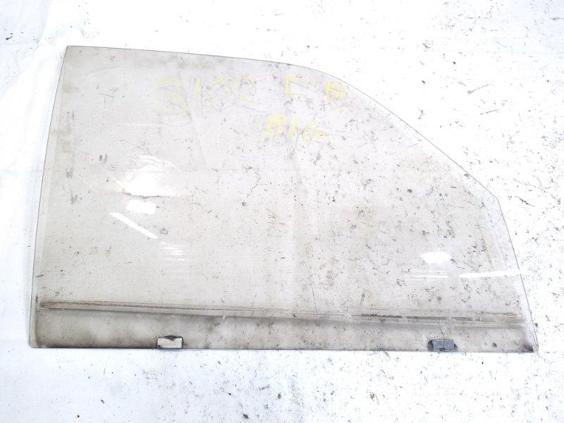 Стекло двери переднее правое ISUZU BIGHORN UBS69 4JG2 контрактная