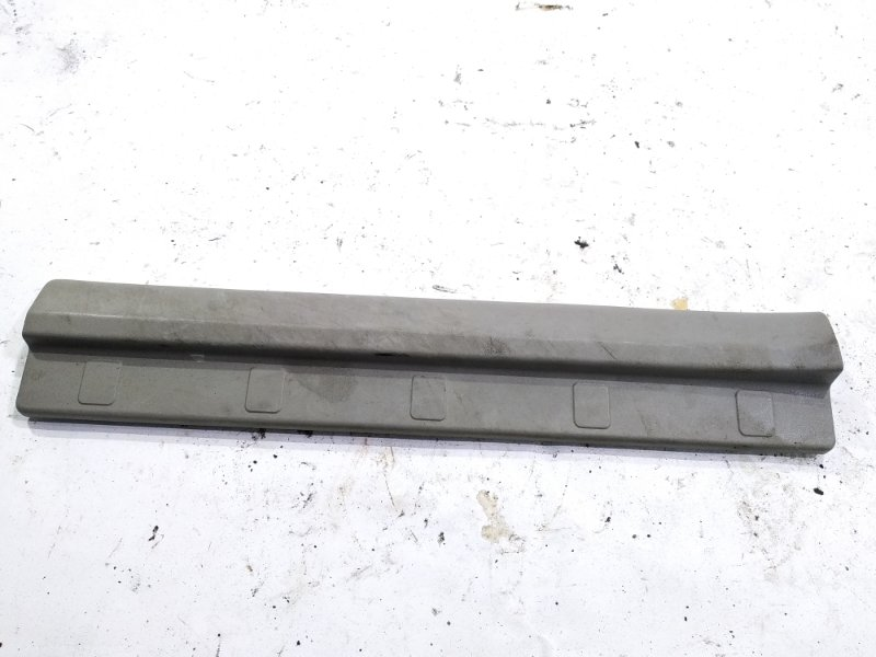 Накладка на порог салона передняя левая NISSAN XTRAIL 2004 T30 QR20DE 769528H300 контрактная