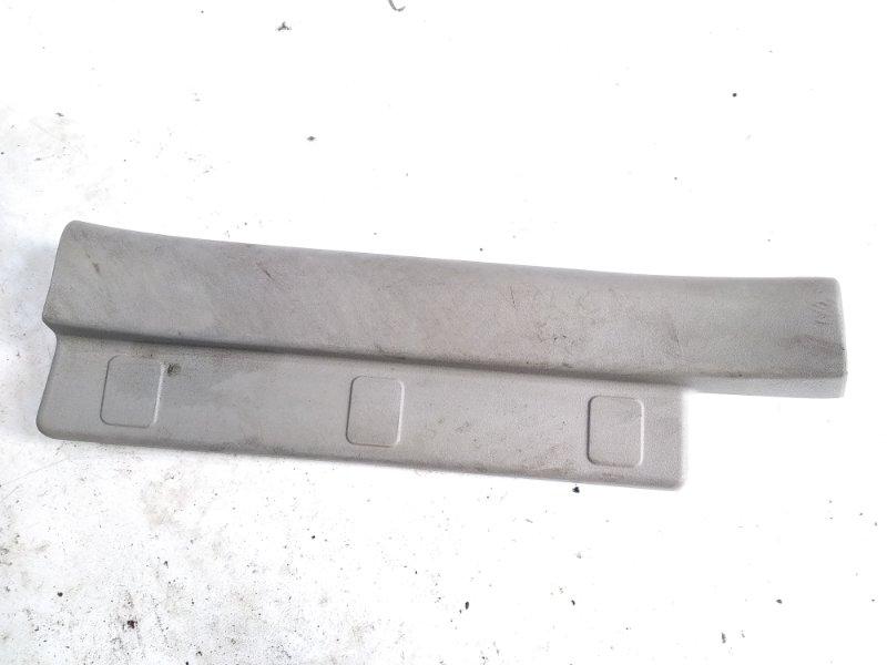 Накладка на порог салона задняя левая NISSAN XTRAIL 2004 T30 QR20DE 76954 8H300 контрактная