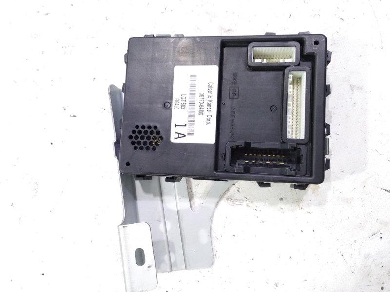 Блок управления SUZUKI ESCUDO 2005 TA74W H27A 36770-64J00 контрактная