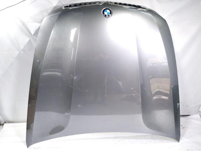 Капот BMW X6 2008 E71 N54B30A 41617486754 контрактная