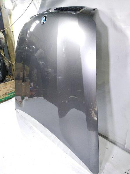Капот BMW X6 E71 N54B30A