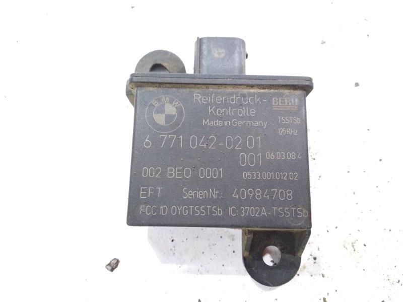 Датчик давления в шинах задний правый BMW X6 2008 E71 N54B30A 67710420201 контрактная