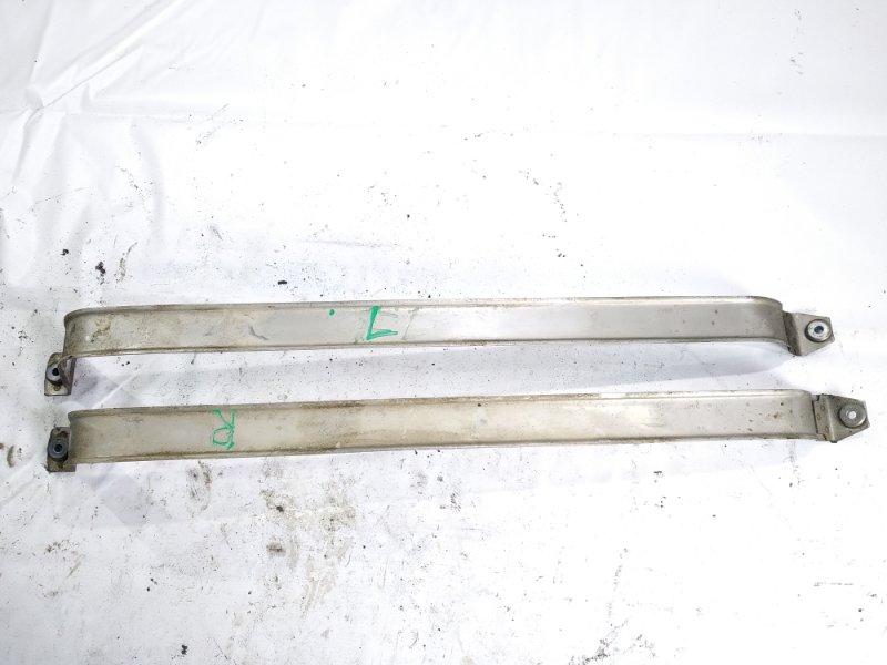 Крепление бензобака BMW X6 2008 E71 N54B30A 16117430972 контрактная