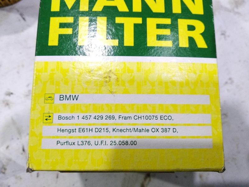 Фильтр масляный X6 2008 E71 N54B30A