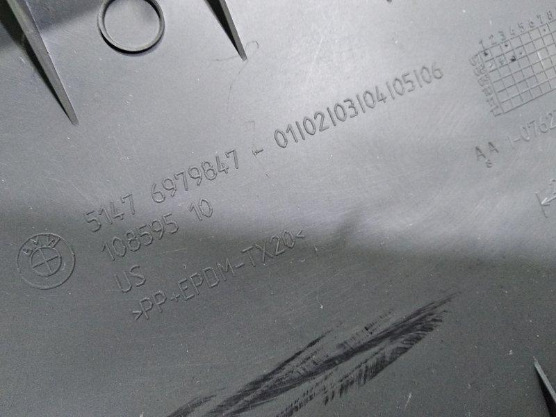 Обшивка стойки кузова задняя левая BMW X6 E71 N54B30A