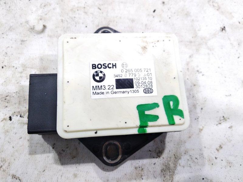 Датчик ускорения BMW X6 2008 E71 N54B30A 0265005721 контрактная