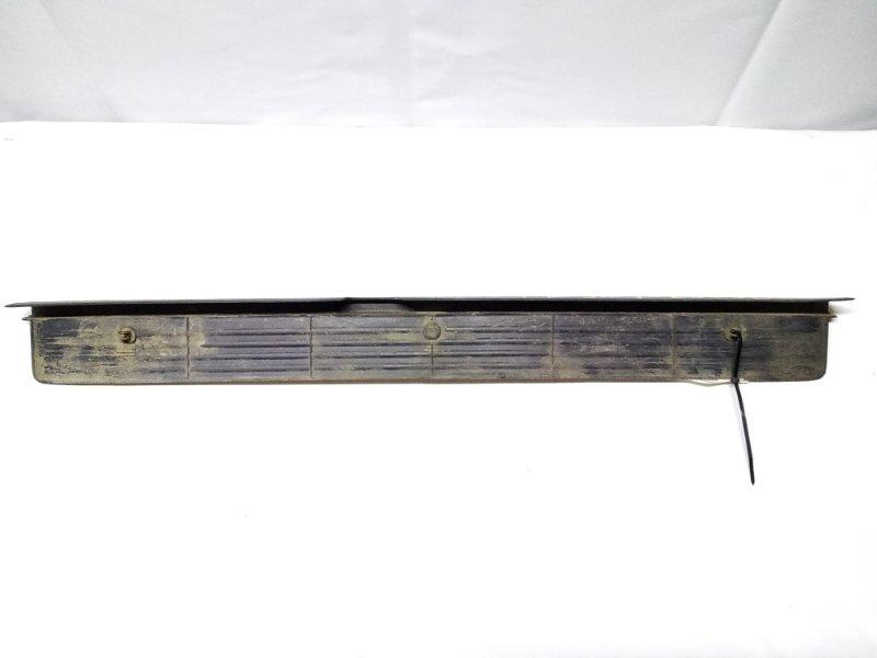 Накладка на порог салона передняя левая ESCUDO 09.1990 AT01W G16A