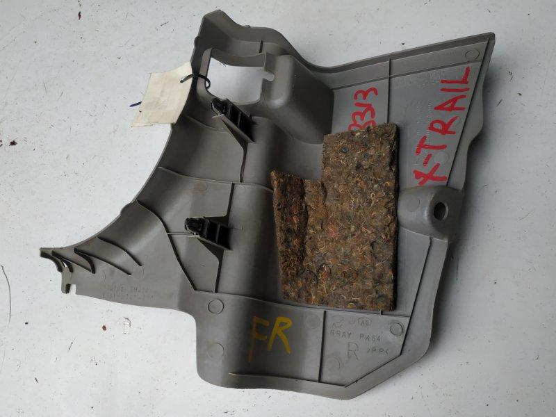 Пластик салона передний правый XTRAIL 04.2004 T30 QR20DE