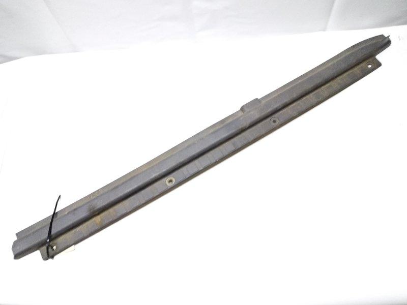 Накладка на порог салона передняя левая DAIHATSU ROCKY F300S HDE 67914-87602 контрактная