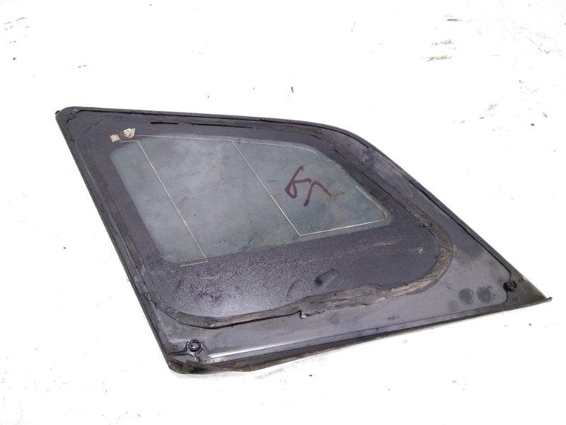 Стекло собачника заднее левое ESCUDO 2005 TA74W H27A
