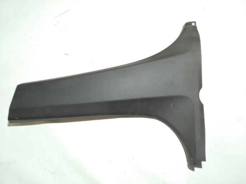 Обшивка стойки кузова задняя левая TOYOTA PASSO 2010 KGC30 1KRFE контрактная