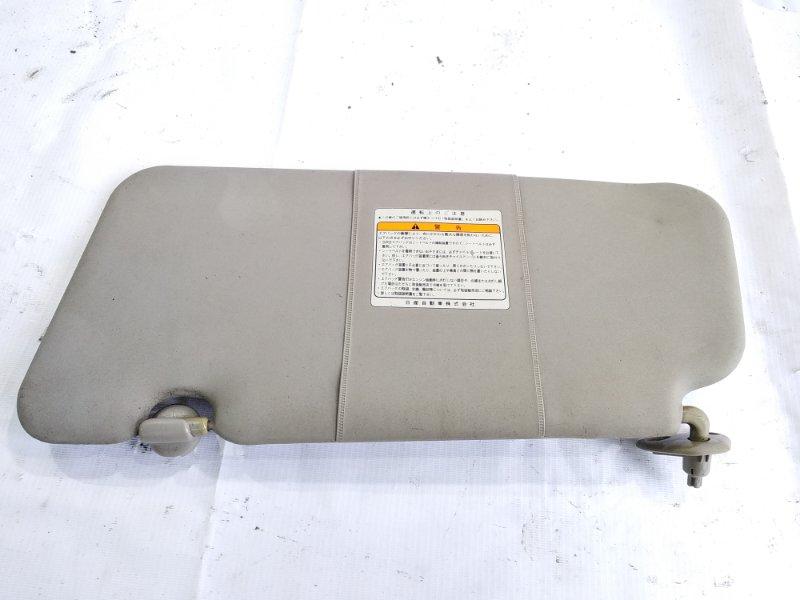 Козырек передний правый XTRAIL NT30 QR20DE