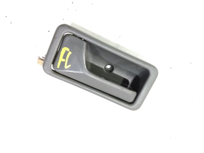 Ручка двери внутренняя передняя левая MAZDA MPV 1998 LVLR WLT LA01-59-330B 09 контрактная