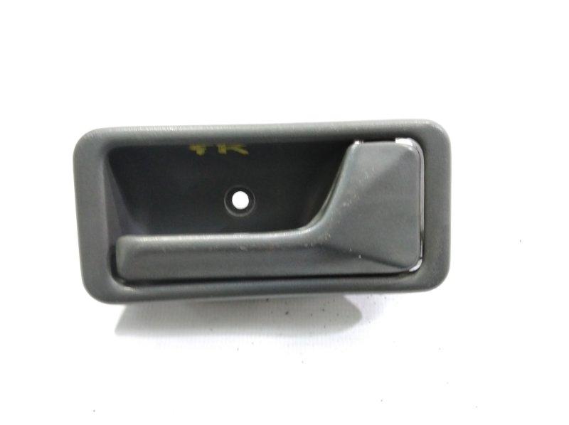 Ручка двери внутренняя передняя правая MAZDA MPV 1998 LVLR WLT LA01-58-330B 09 контрактная