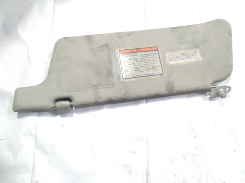 Козырек передний правый MAZDA MPV 1998 LVLR WLT L047-69-270B 08 контрактная